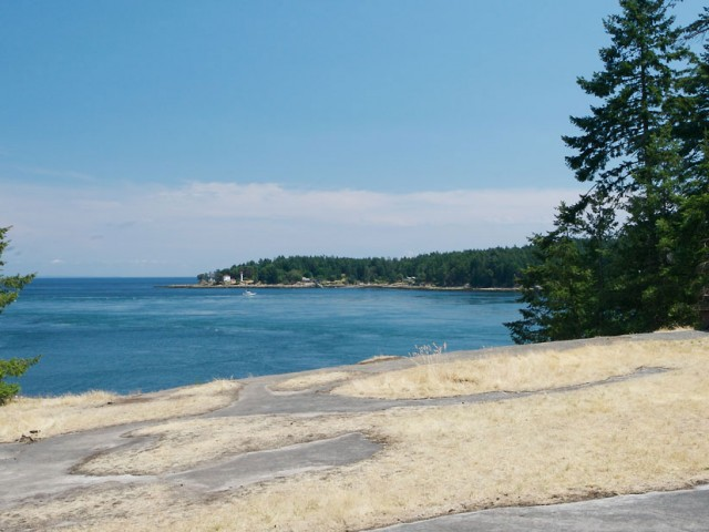 galiano island beach