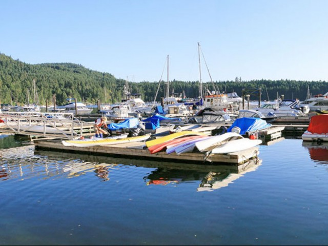 montague harbour galiano island