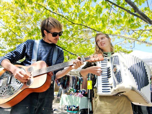 Salt Spring musicians