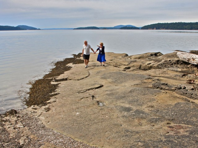 southey point, salt spring island