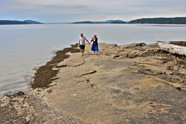 southey point, salt spring